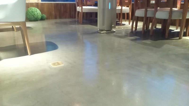 你知道水泥自流平比照砂浆有哪些优势吗?