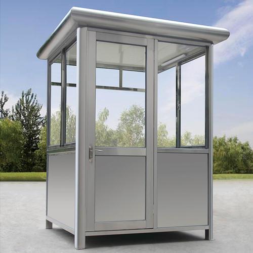 介绍一下防护岗亭材质的广泛类型和应用