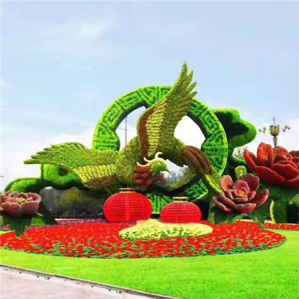 五色草造型的制作工艺流程,赶紧来这儿了解一下