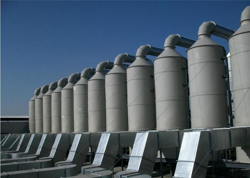 成都废气处理设备适用行业