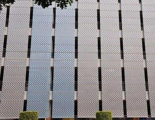 好的铝单板幕墙要去如何选择你晓得么?