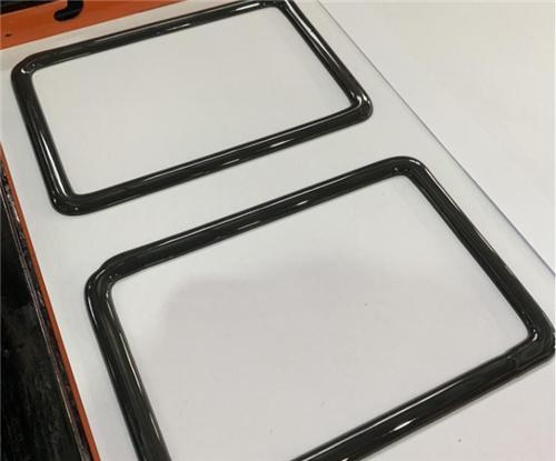 防水密封自动点胶机材料的比照