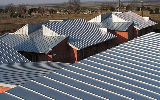 铝镁锰板金属屋面系统设计注意点