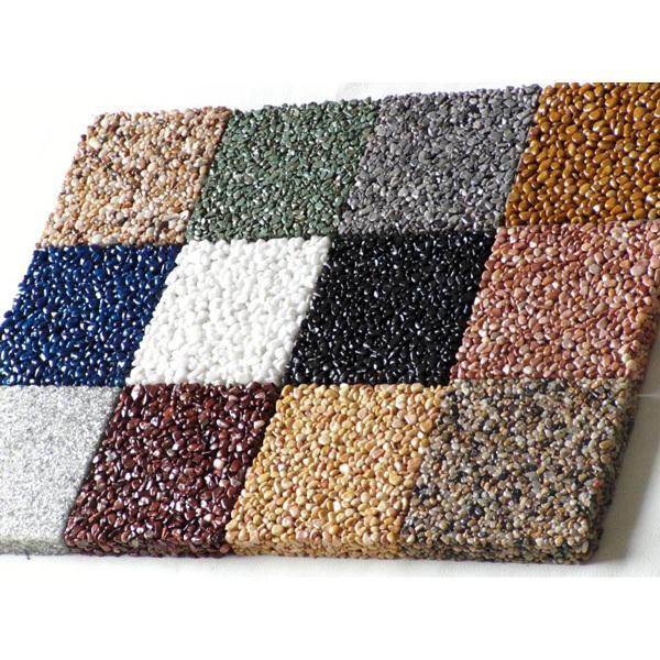 四川彩色混凝土压模系列产品常用施工问题及如何处理?