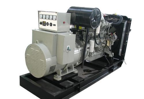 发电机组的原理、电源电路操纵逻辑、常见故障检修方式