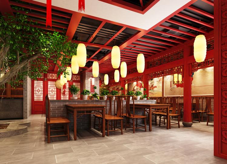 想要经营好自身的火锅店,沒有好的火锅店设计思路如何行?