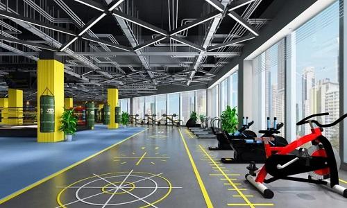 PVC塑胶地板在健身房大肆流行的真实原因