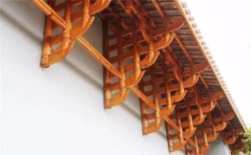 仿古建筑上的斗拱承传及其在工程建筑中都具有哪些关键作用