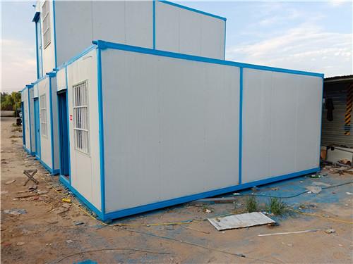 集装箱房屋要如何防潮及其怎样做到反复利用分享