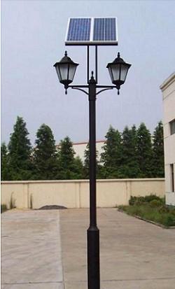 太阳能庭院灯针对城市照明的优势,你知道要多少钱?