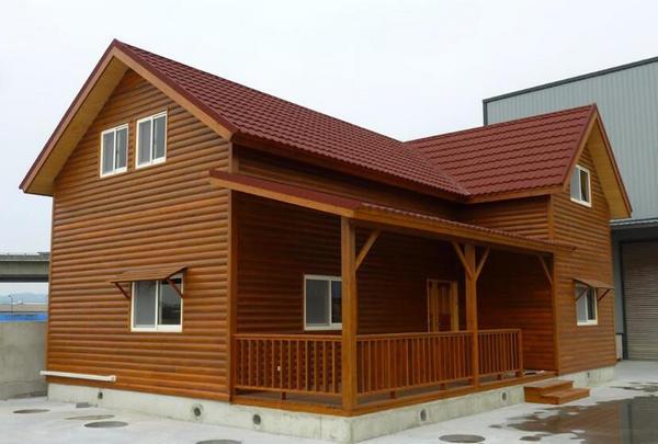 你还在木屋别墅运用寿命短的误区里面打转吗
