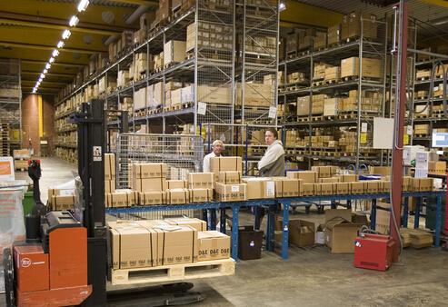 仓储物流储运设备都有哪些功能?