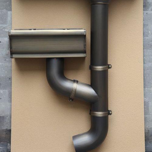 高层建筑中雨水排水系统的选用和常见问题