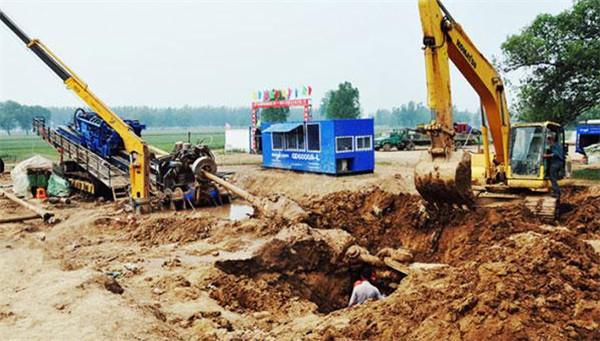 干货知识!管道非开挖工程的优势
