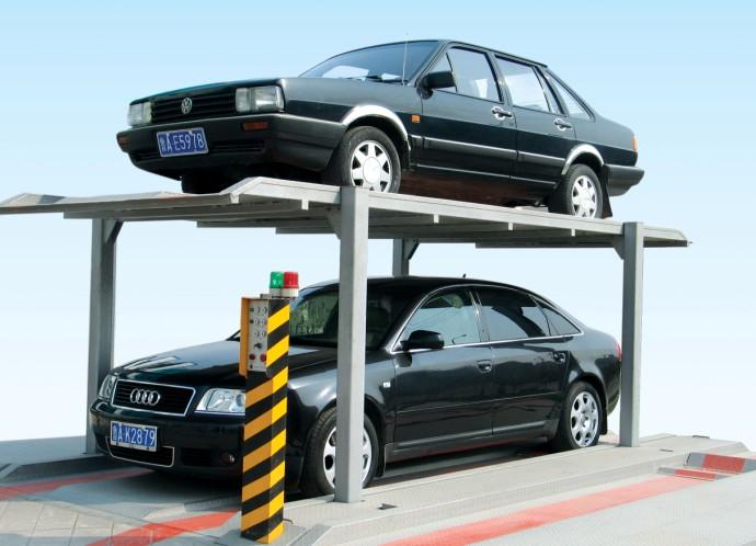 智能停车设备制造商的产品特性