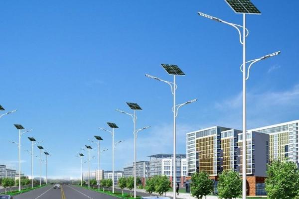 新农村太阳能路灯的优点是是什么?她们为何备受青睐?