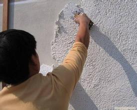 高层住宅外墙涂料装饰设计面层裂开缘故及解决方法