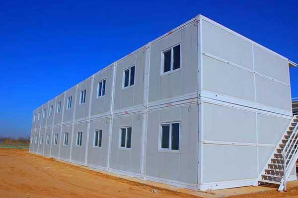 集装箱人住房和活动板房区别是什么?
