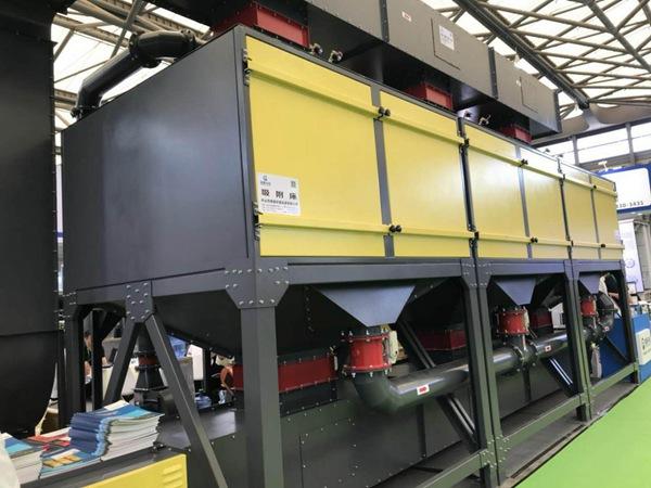 废气处理设备的日常解决废气方法以及分类介绍。