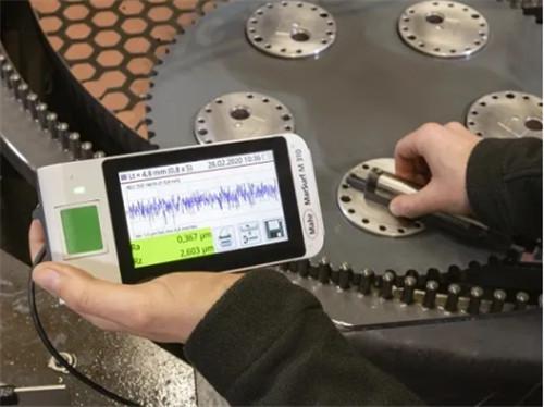 全新升级升级携带式表面表面粗糙度仪:一键操作