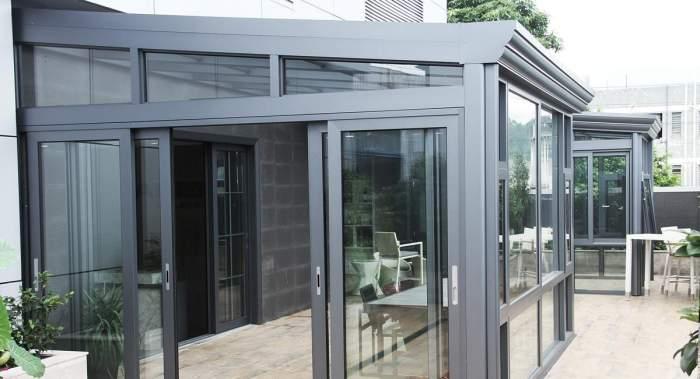 家用铝合金门窗选购误区,型材壁厚越厚越好吗?