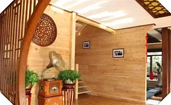 那么流行的木屋别墅都有哪些优点?老师傅告诉你回答