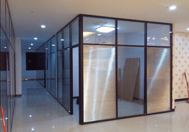 玻璃隔断在绿色建筑行业的重大意义!