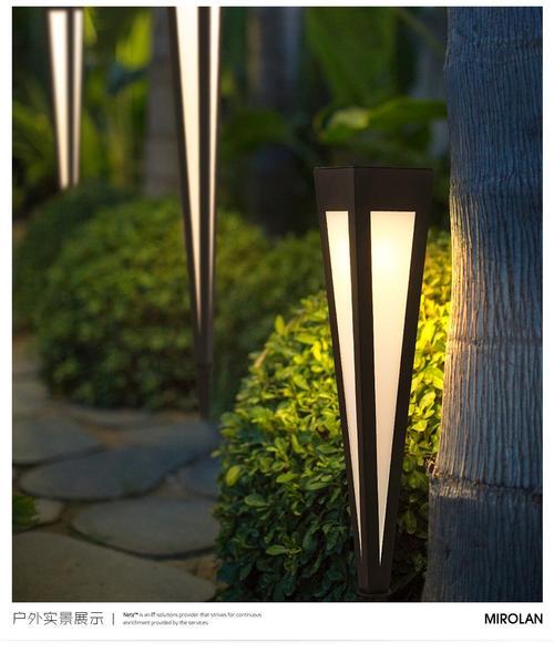 大家把握庭院灯是如何分类的吗