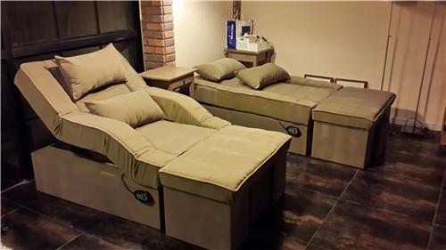 足浴店—如何选择一款十年不烂的足浴沙发!
