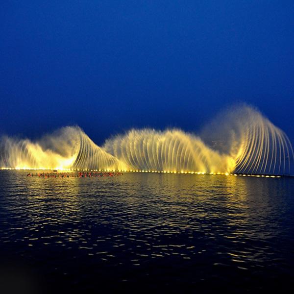 怎么对音乐喷泉设计能够快速抓住人们的眼球?