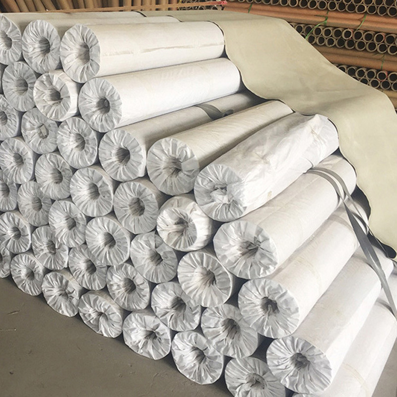 PVC防水卷材在冬季施工时必须遵循的原则