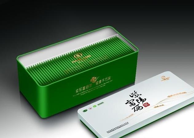 陕西绿茶铁盒、英德红茶铁盒