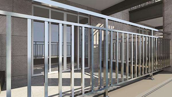 阳台防护栏如何改造?