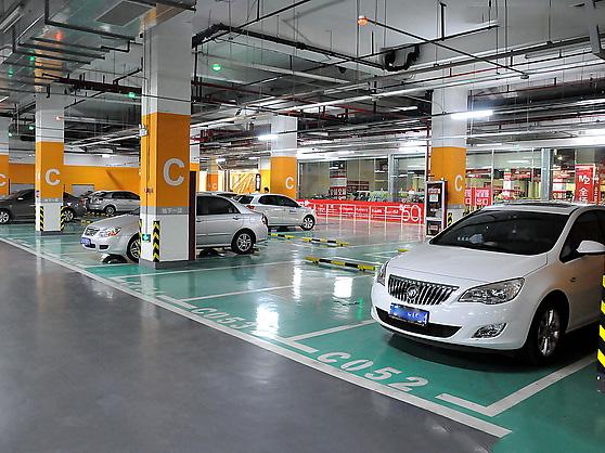 停车场,清洁设备该怎么选?