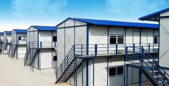 搭建活动板房常用材料有什么?怎样保证活动房搭建更可靠?