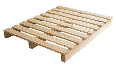 重量是木托盘质量的决策因素吗?