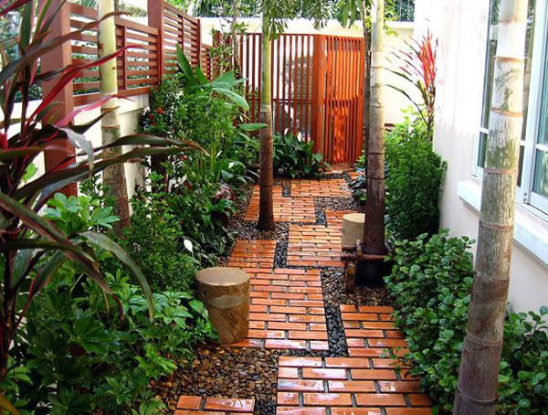 假若想在本身庭院铺贴透水砖,大家该怎样操作呢?