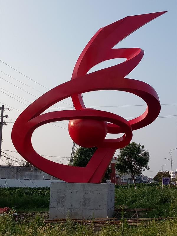 城市不锈钢雕塑的优点,这些知识你要知道