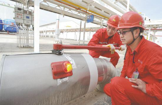 上海油田电厂工业阀门