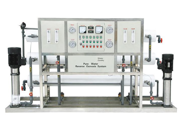 污水处理设备增强水资源利用