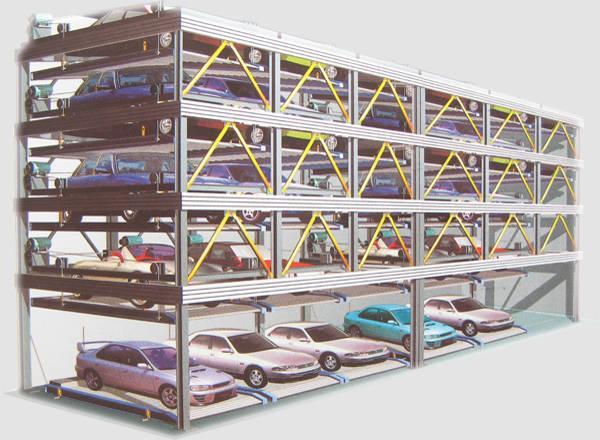 为什么小空间适合运用立体停车场