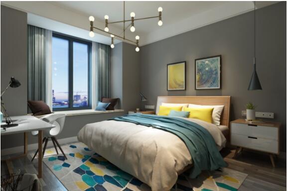 小编向你讲解卧室家具怎样摆放,才更加舒服悠闲自在?