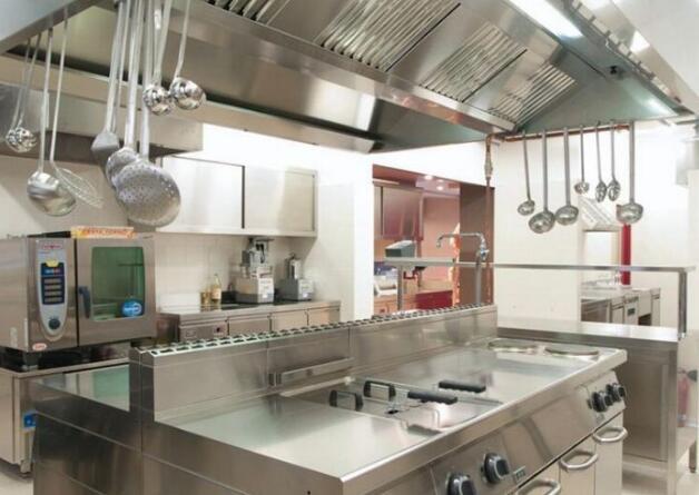 厨房都需要什么样的设备?商用厨房设备的安装流程有哪些?