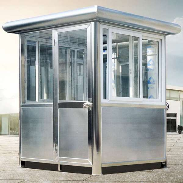 在线看片55k您把握不锈钢岗亭有哪些造型和特性吗?