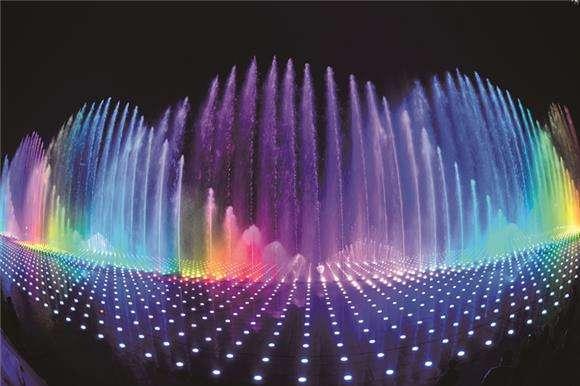 音乐喷泉的布局和保障喷泉长期性运作的对策,你都知道吗?