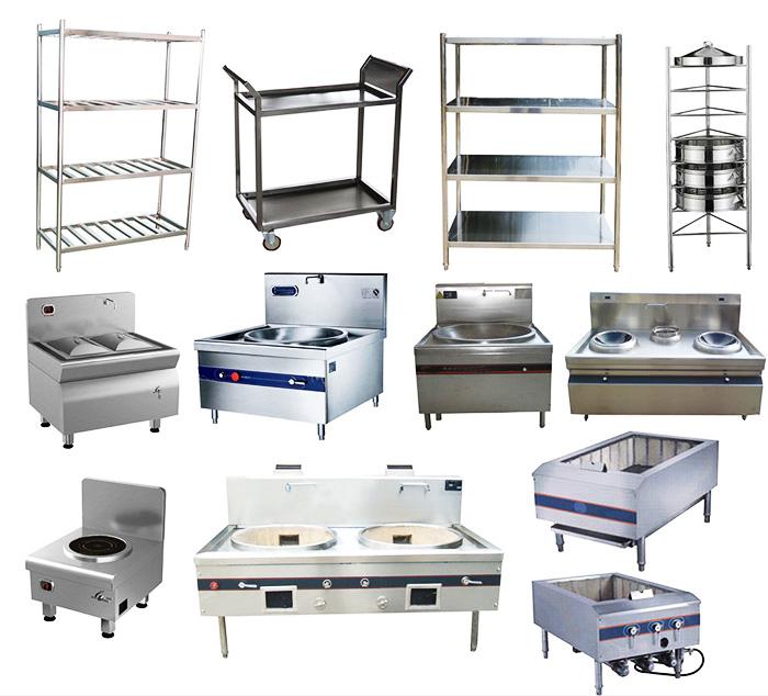 如何合理选购省钱省空间餐饮行业的厨房设备?