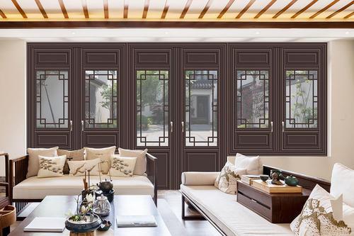 你知道多少有关仿古门窗的保养方法?