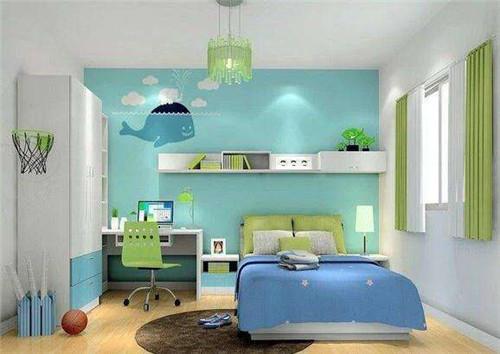 相关儿童房的装修设计和注意事项你把握是多少