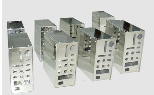 钣金加工制作工艺的发展趋向是什么,在生产加工中尽量什么大小型机械机器设备?