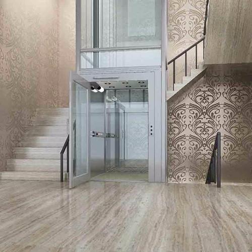 螺杆式电梯
